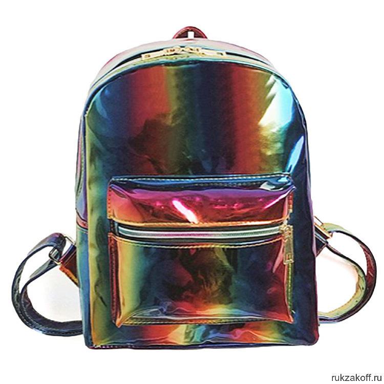 Блестящий рюкзак Liquid