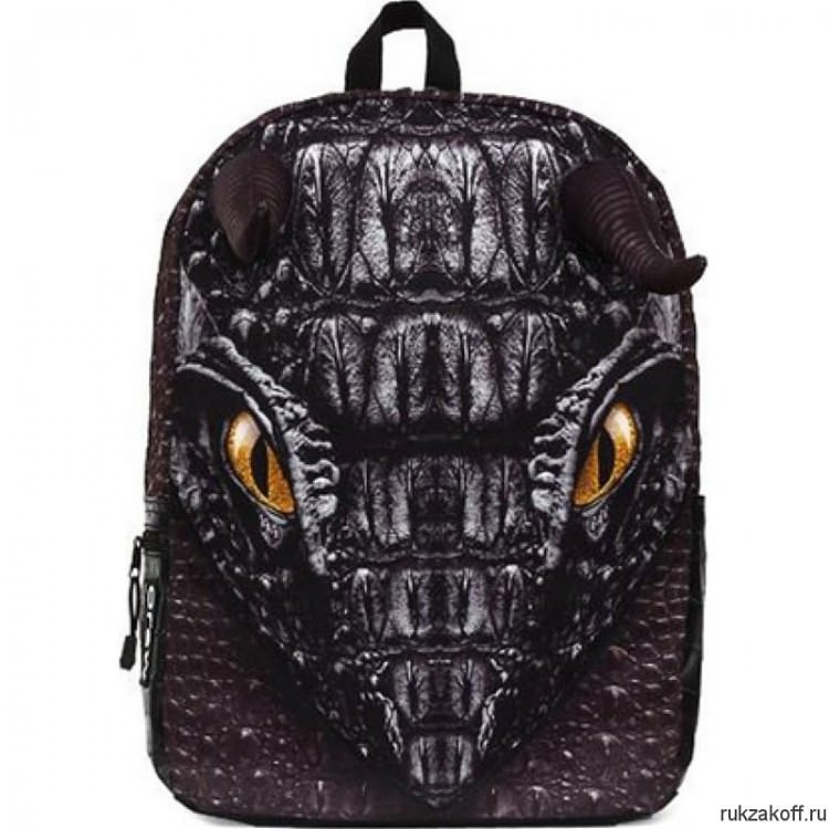 Рюкзак Mojo Pax Black Dragon черный