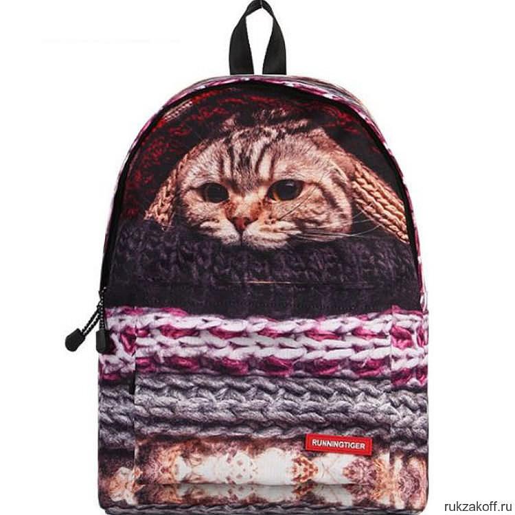 Рюкзак Runningtiger Кот