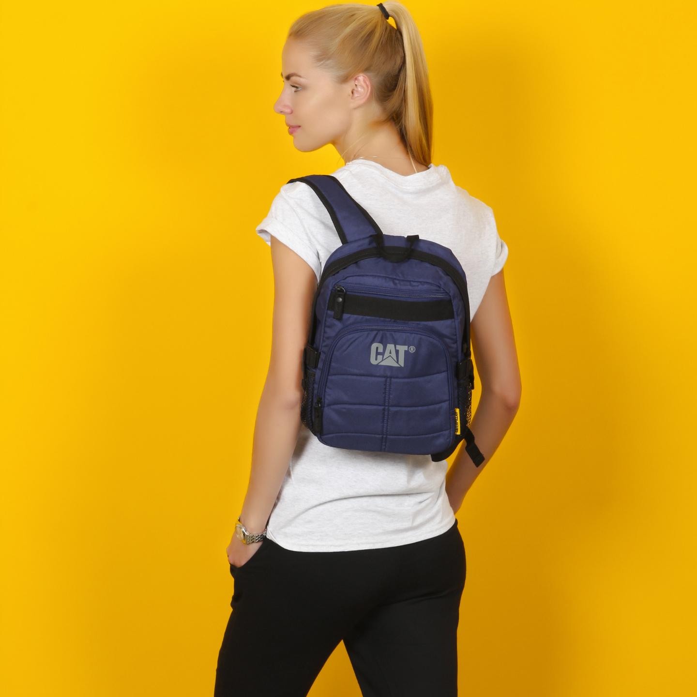 82931-146 крас рюкзак caterpillar рюкзак школьный подростковый