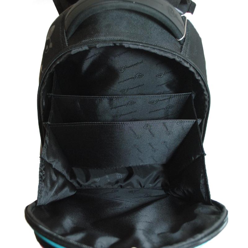 555812f0f78f Основное отделение для учебников и тетрадей разделено перегородками, чтобы  ребенку было проще ориентироваться среди содержимого рюкзака