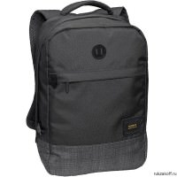 Рюкзак NIXON BEACONS BACKPACK A/S BLACK/BLACK WASH