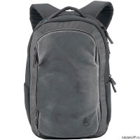 РЮКЗАК Nixon SHADOW WORLD TRAVELER BACKPACK BLACK