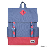 Рюкзак 8848 City Blue/Red