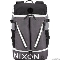 Рюкзак NIXON SCRIPPS BACKPACK BLACK DARK GRAY