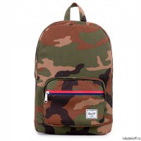Рюкзак Herschel Pop Quiz Woodland Camo Multi Zip