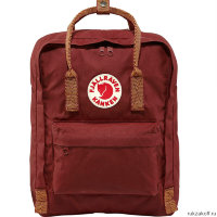 Рюкзак Fjallraven Kanken Classic 16l Ox Red-Goose Eye коричневый