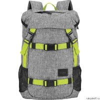 Рюкзак NIXON LANDLOCK BACKPACK SE Heather Gray