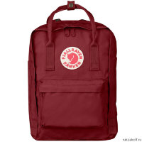 "Рюкзак Fjallraven Kanken Laptop 13"" Бордовый"