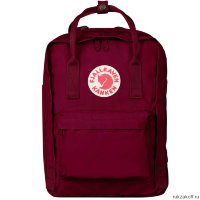 "Рюкзак Fjallraven Kanken Laptop 13"" Ярко-бордовый"