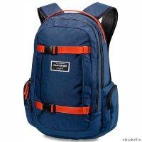 Сноуборд рюкзак Dakine Mission 25L Dark Navy
