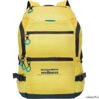 Рюкзак Grizzly Well Yellow Ru-710-2