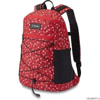 Городской рюкзак Dakine Wndr Pack 18L Crimson Rose