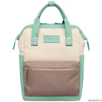Сумка-рюкзак Lakestone Neish Beige Mint
