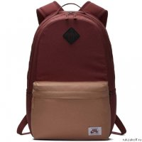 Рюкзак Nike SB Icon Backpack Бордовый