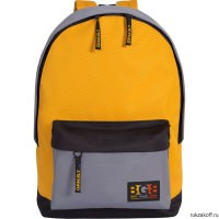 Рюкзак Grizzly Bright Yellow Ru-704-3