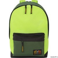 Рюкзак Grizzly Bright Lime Ru-704-3
