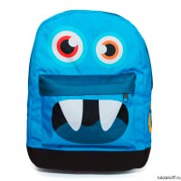 Детский рюкзак JetKids blue Monster Mike