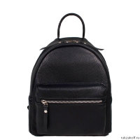 Рюкзак Tallas leather black