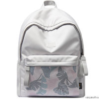 Рюкзак Mr. Ace Homme White Snow Tropical Leaves