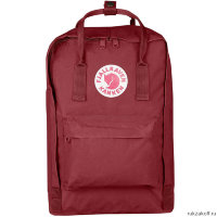 "Рюкзак Fjallraven Kanken Laptop 17"" Бордовый"