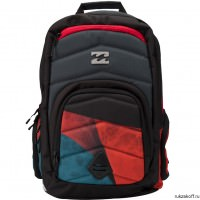 Рюкзак BILLABONG RELAY BACKPACK RED