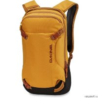 Сноуборд рюкзак Dakine Heli Pack 12L Mineral Yellow