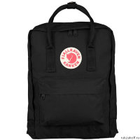"Рюкзак Fjallraven Kanken Laptop 17"" Чёрный"