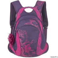 Рюкзак Grizzly Flower Purple Rd-520-1