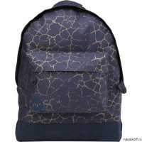 Рюкзак Mi-Pac Custom Prints Cracked Navy/Gold