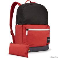 Рюкзак Case Logic COMMENCE BACKPACK Black/Brick