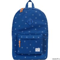 Рюкзак Herschel Heritage Focus/Twilight Blue Rubber