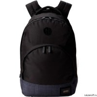 Рюкзак NIXON GRANDVIEW BACKPACK BLACK/BLACK WASH