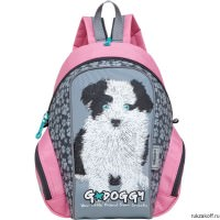 Детский рюкзак Grizzly Little Friend Pink Rs-665-4