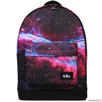 Рюкзак Tallas Standart red galaxy
