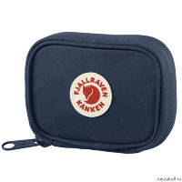 Кошелек Fjallraven Kanken Card Wallet Синий