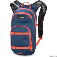 Велорюкзак Dakine Women's Session 8L Crown Blue