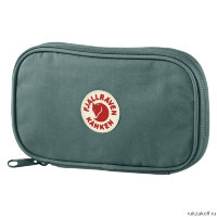 Кошелек Fjallraven Kanken Travel Wallet Зелёный
