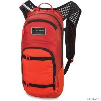 Велорюкзак Dakine Session 8L Red Rock