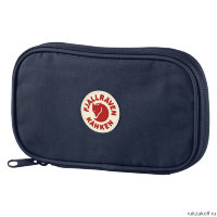 Кошелек Fjallraven Kanken Travel Wallet Синий