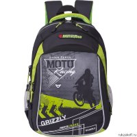 Рюкзак Grizzly Motocross Light Green Rb-733-1