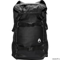 Рюкзак NIXON SMALL LANDLOCK BACKPACK BLACK