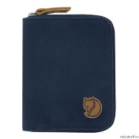 Кошелек Fjallraven Zip Wallet Синий