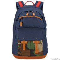 Рюкзак NIXON CANYON BACKPACK NAVY/WOODLAND CAMO