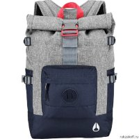 Рюкзак NIXON SWAMIS BACKPACK Gray/Blue