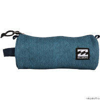 Пенал Billabong Barrel Pencil Case Navy Heather