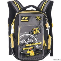 Рюкзак Grizzly Racing Yellow RB-630-1