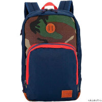 Рюкзак NIXON RANGE BACKPACK NAVY/WOODLAND CAMO