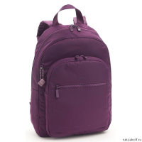 Рюкзак Hedgren HITC03 Inter-City Backpack Rallye RFID Фиолетовый