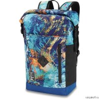Серф рюкзак Dakine Mission Surf Roll Top Pack 28L Kassia Elemental
